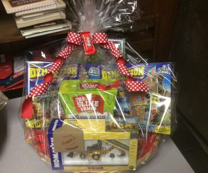 2017 St. Paul's Holiday Boutique Baskets
